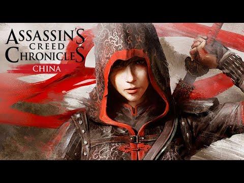 Assassin's Creed Chronicles: China: Прохождение с комментариями на русском (Стрим) Часть 1