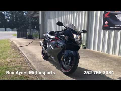 2016 Suzuki Hayabusa in Greenville, North Carolina - Video 1
