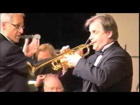 Brass Band of Battle Creek - Doretta's Song, Jens Lindemann, trumpet...