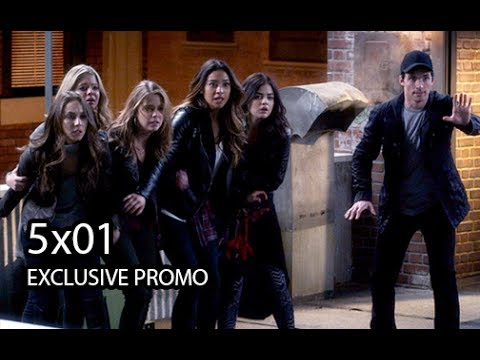 Pretty Little Liars Season 5 (Promo)