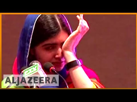 🇵🇰 Malala Yousafzai makes first Pakistan return since Taliban attack | Al Jazeera English