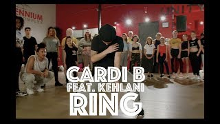 Cardi B   Ring Feat. Kehlani | Hamilton Evans Choreography