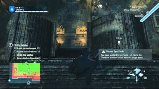 Assassin's Creed Unity Walkthrough Gameplay #27 A Dinner Engagement Rush Assasination!