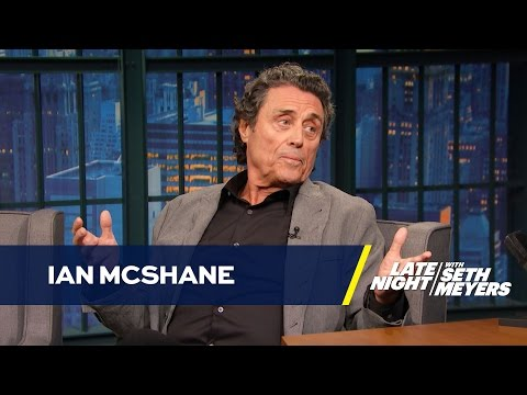 Ian McShane on a Deadwood Movie and Teaming Up with Dr. Dre