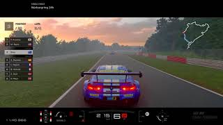 GT SPORT Stage 8-8 Mission Challenge Gold - chase cam