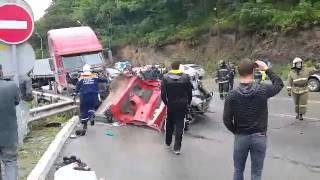 Смертельная авария Владивосток