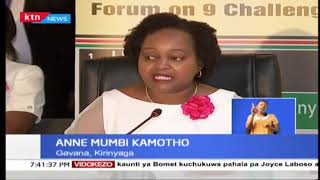 Wanawake viongozi wa Embrace Kenya wametoa maoni yao kutokana na marekebisho ya katiba