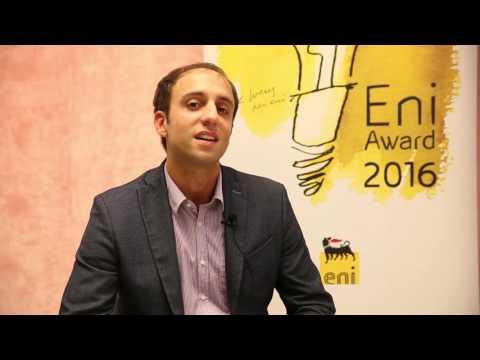 YouTube | Eni Award 2016: Federico Bella