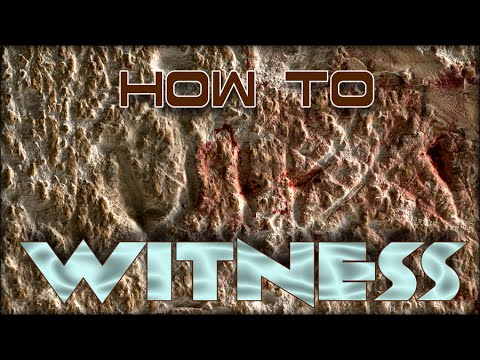 How to Witness Your Love for Elohim