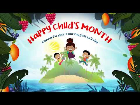 Happy Child's Month - May 2019