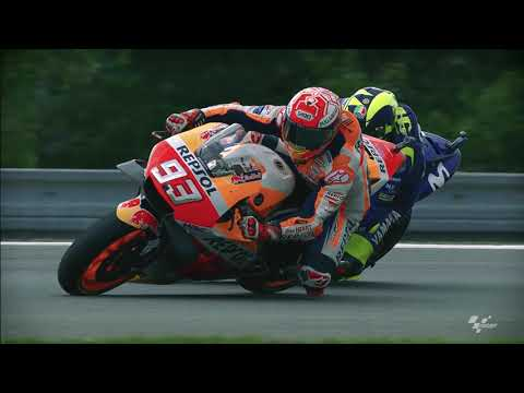 2018 Czech GP - Honda in action