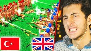 TÜRK ASKERİ VS İNGİLİZ ASKERİ!! (Ağlattıkk)