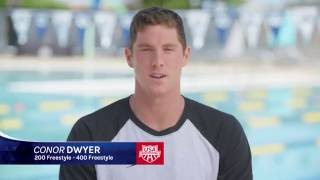 Conor Dwyer - USA Swimming Olympic Team 2016   Kholo.pk