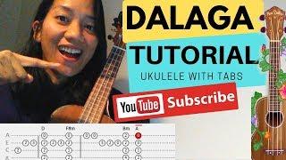 ukulele fingerstyle tabs tutorial - TH-Clip