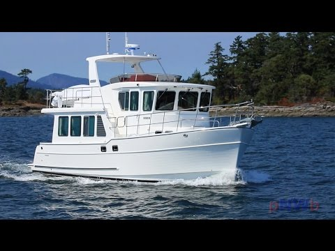 North Pacific 45 – New Boat Review