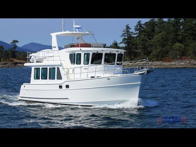 North Pacific 45 - New Boat Review
