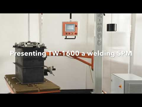 TW-1600 Tank Welding Machine