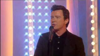 Rick Astley Sings Live - Never Gonna Give You Up - This Morning