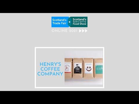 Henry's Coffee Company - April Live Presentation
