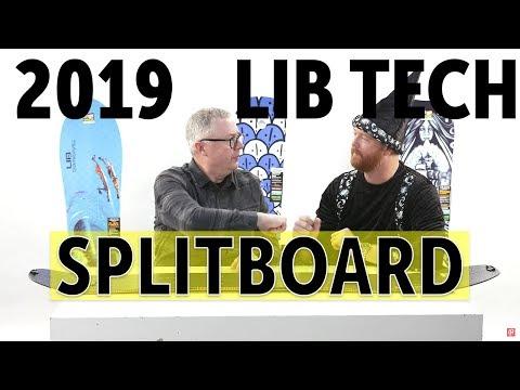 2019 Lib Tech Splitboard Review