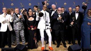 Emmys 2018: 'RuPaul's Drag Race' Cast Backstage (Full Press Conference)