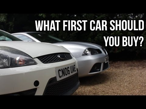 What first car should you buy? Best First Cars UK