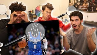 NBA GUESS THAT PLAYER (2HYPE edition) ft. JesserTheLazer and LSK