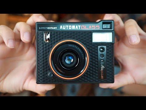 la mia fotocamera istantanea preferita • recensione LOMO INSTANT AUTOMAT GLASS
