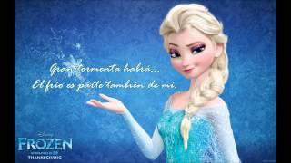 Libre Soy - Frozen    Carmen Sarahí