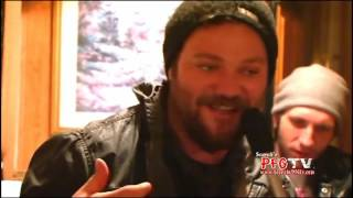 SCORCH'S PFG-TV,  with BAM MARGERA!!!