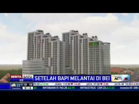 BAPI Kembangkan Apartemen dan Kondotel di Jantung Kota Tangerang