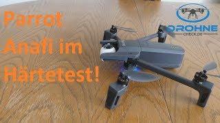 Parrot Anafi Test: Reichweite, Flugzeit, Foto, Video, Dollyzoom
