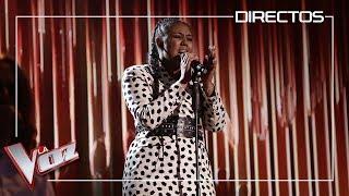 Linda Rodrigo canta 'Rise up'| Directos | La Voz Antena 3 2019