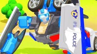 Тоботы новые серии - 18 Серия 2 сезон - мультики про роботов трансформеров [HD]