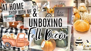 UNBOXING MY FALL DECOR 2019 | AT HOME FALL SHOP WITH ME | JESSICA O'DONOHUE