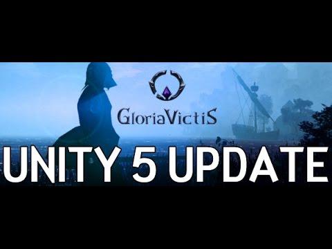 Unity 5 Update