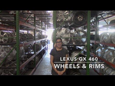 Factory Original Lexus GX 460 Wheels & Lexus GX 460 Rims – OriginalWheels.com