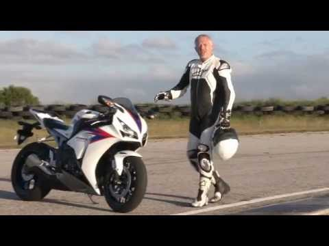 Episode 3: 2012 Honda CBR1000RR Fireblade Test