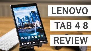 Lenovo Tab 4 8 Review - A Good Amazon Fire HD 8 Alternative? - dooclip.me