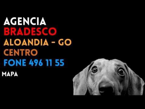 ✔ Agência BRADESCO em ALOANDIA/GO CENTRO - Contato e endereço