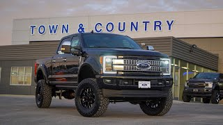 The Best Lifted Setup For Your F250 Superduty!