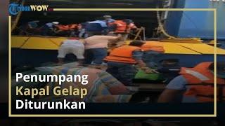 20 Penumpang Gelap dari Balikpapan dengan Tujuan Surabaya Dipaksa Turun di Tengah Laut oleh ABK