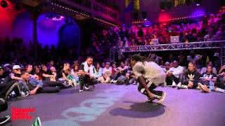 Icee vs Majid SEMI-FINAL Hiphop Forever - Summer Dance Forever 2015