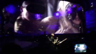 Sweet Dreams Interlude - Britney Spears: Opening Night @ MSG 8/24 HD
