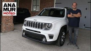 Jeep Renegade 2018 Test
