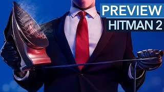 Hitman 2 fängt schon viel besser an als der Vorgänger
