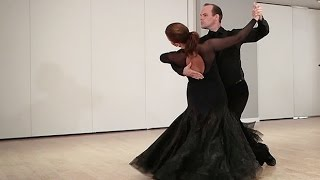 What the strictly judges look for in the Tango | Ballroom Dancing Basics
