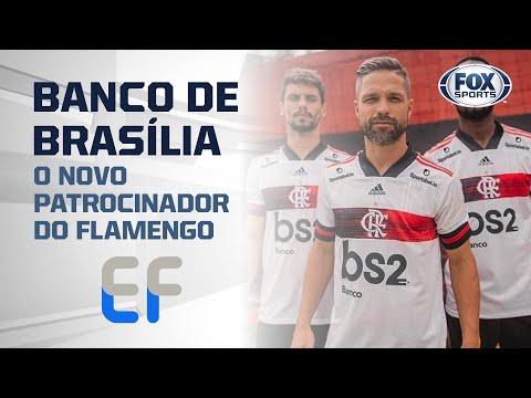 FLAMENGO ANUNCIA NOVO PATROCINADOR MASTER   Expediente Futebol