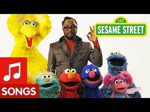 Sesame Street: Will.i.am Sings
