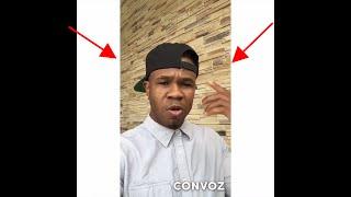CONVOZ App Chamillionaire on Setting Goals #convoz